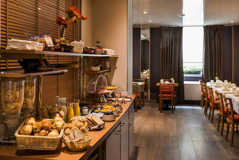 Hotel Pavillon Monceau Sur Hotel A Paris