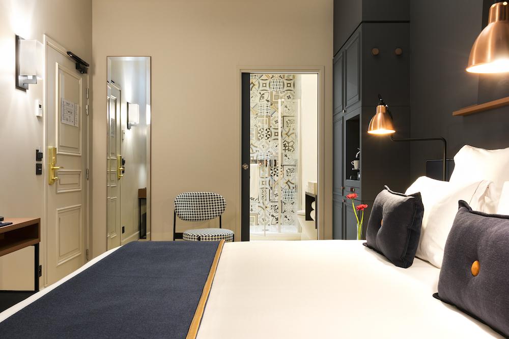 h tel square louvois sur h tel paris. Black Bedroom Furniture Sets. Home Design Ideas