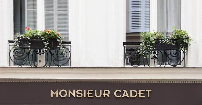 Hotel Pas Cher Pas Loin De La Tour Eiffel