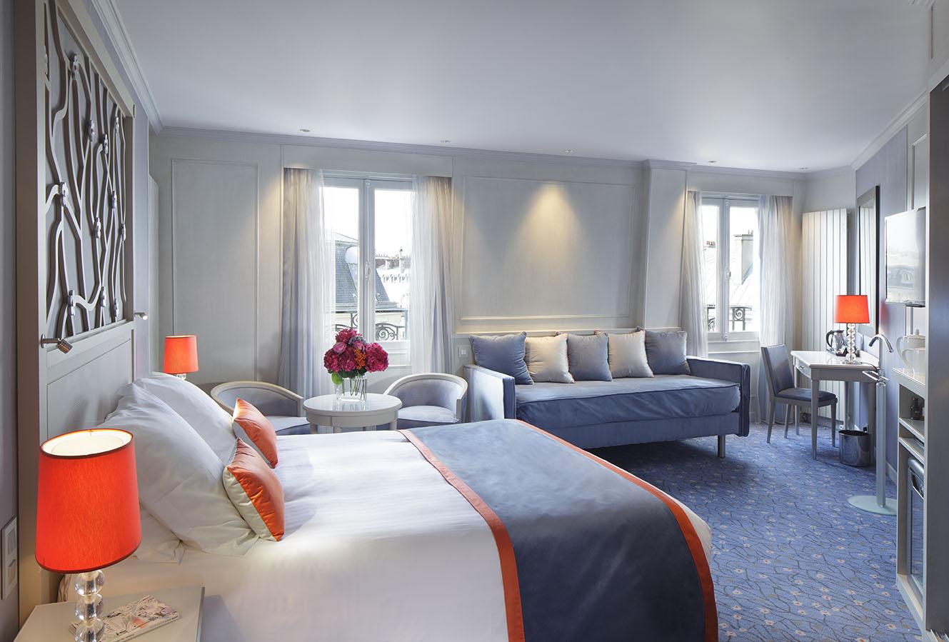 Hotel chateau frontenac sur h tel paris for Chambre chateau frontenac