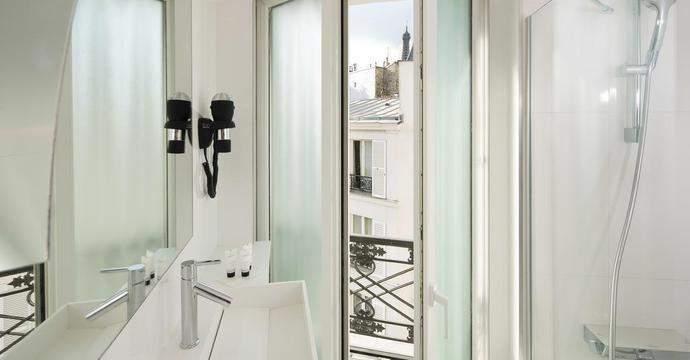H U00f4tels  U00e0 Paris Proposant Des Chambres Aux Vues Exceptionnelles