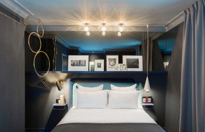 h tels quoi de neuf paris le magazine. Black Bedroom Furniture Sets. Home Design Ideas