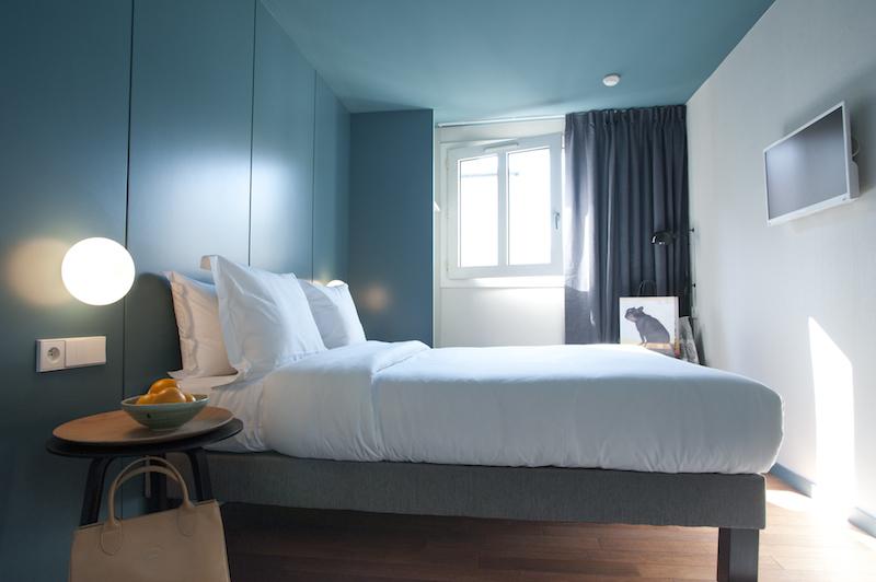 Le 9hotel montparnasse ouvre ses portes le magazine for Reserver un hotel a paris