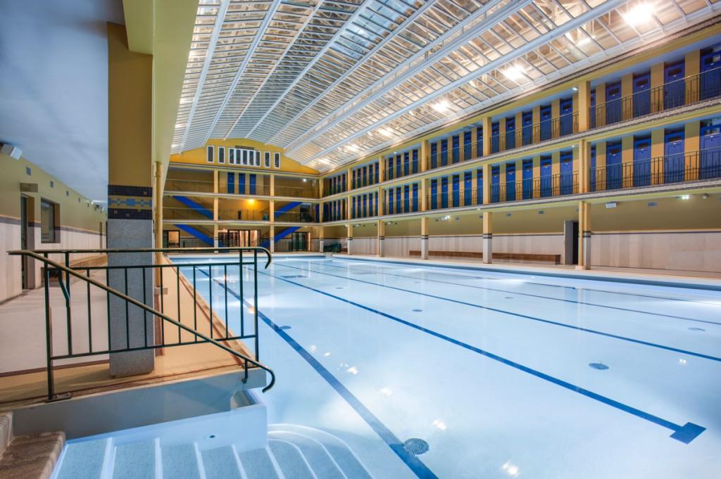 Préférence Les plus belles piscines d'hôtels à Paris — Le Magazine FJ55