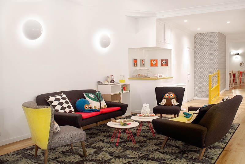 12 h tels pour arpenter la capitale en famille le magazine. Black Bedroom Furniture Sets. Home Design Ideas