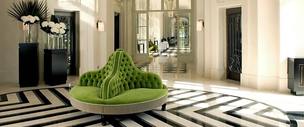 les meilleurs spas de l 39 h tellerie parisienne le magazine. Black Bedroom Furniture Sets. Home Design Ideas