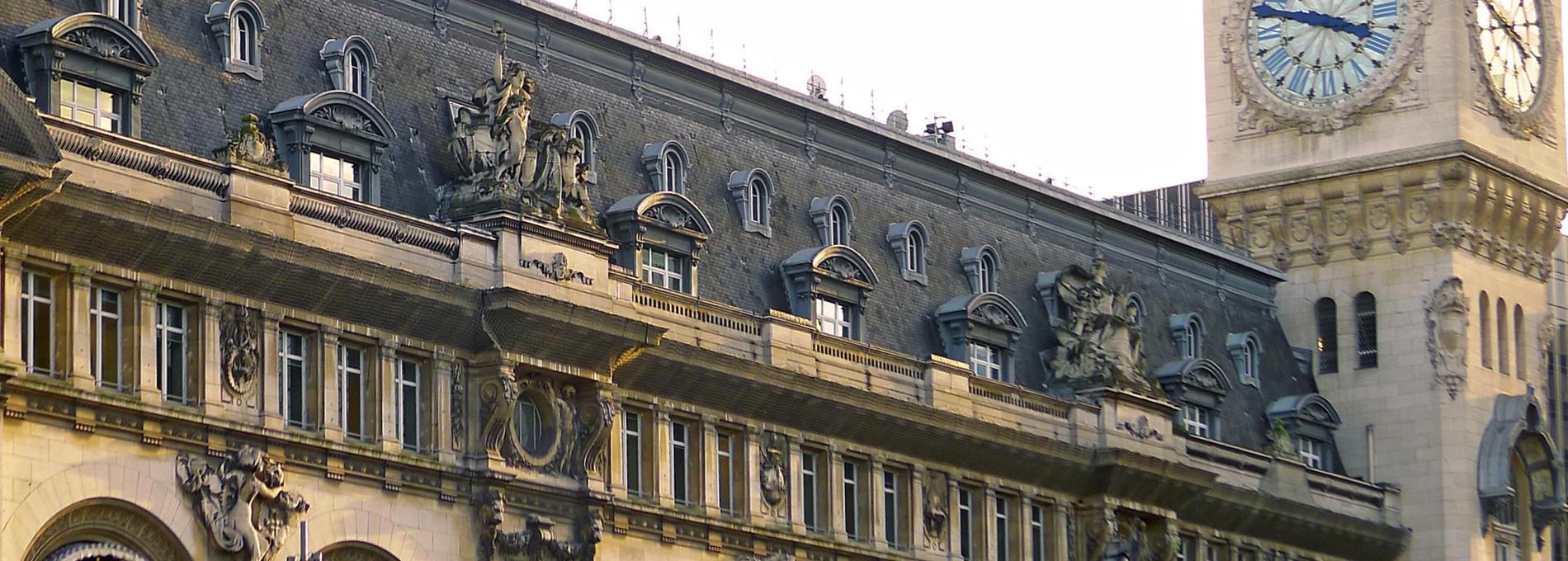 Hotel Autour De La Gare De Lyon
