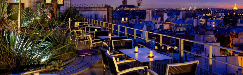 Bien-aimé Notre top 10 des plus belles terrasses d'hôtels — Le Magazine SV64