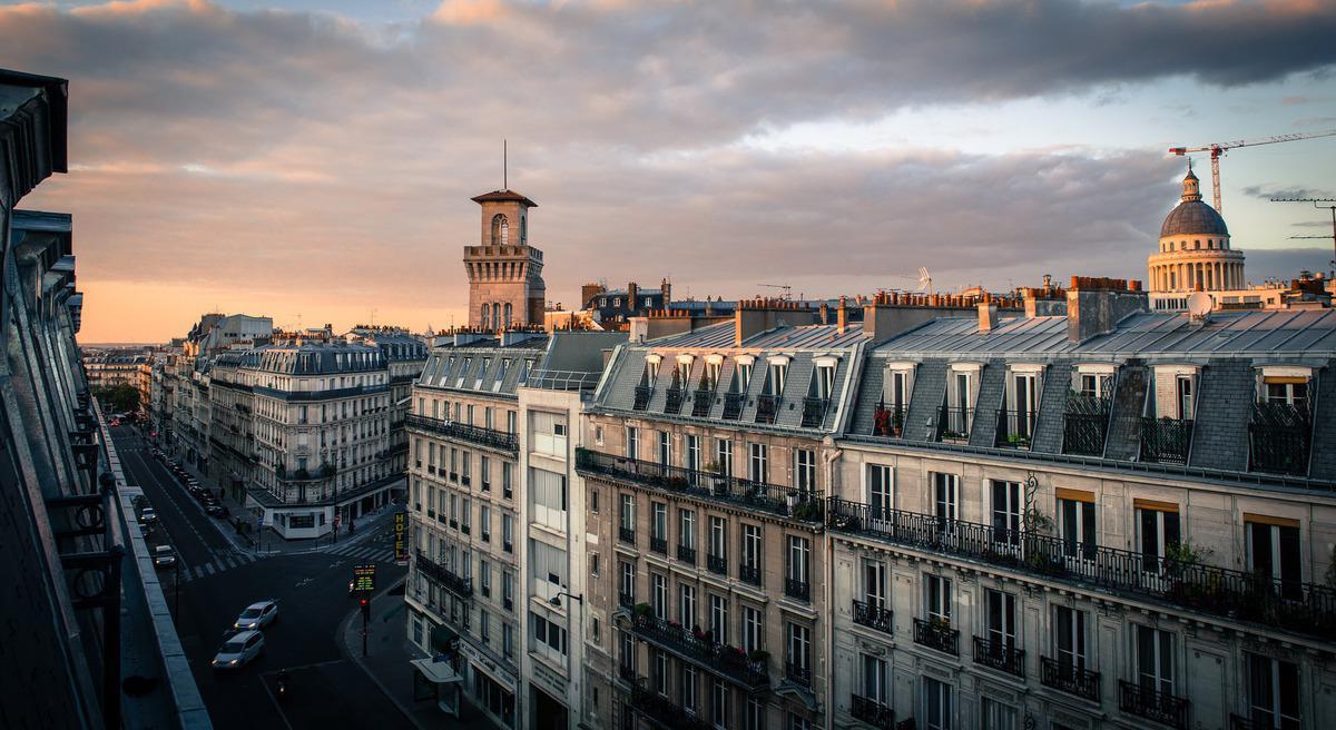 Notre s lection d 39 h tels pas chers paris le magazine for Trouver un hotel paris