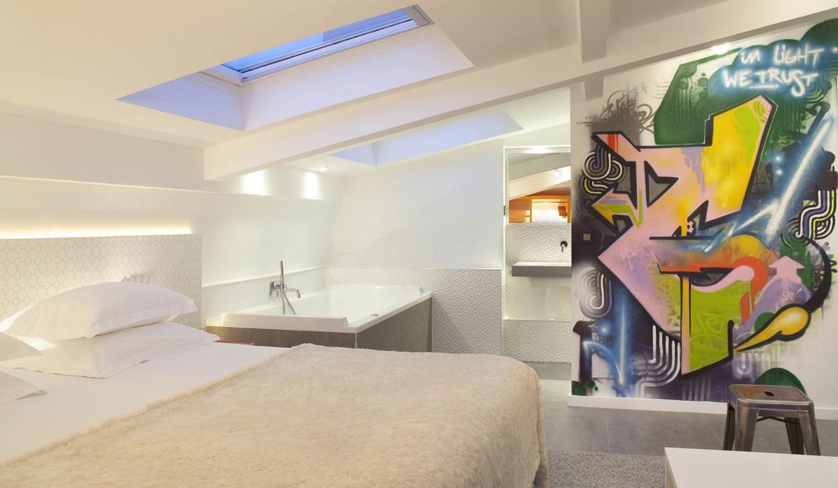 H tels 3 toiles atypiques paris le magazine for Hotels 3 etoiles