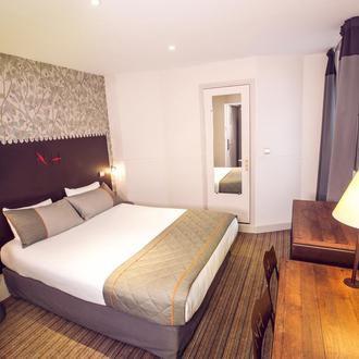 Hotel timhotel paris du gare du nord rue saint quentin for Comparateur de prix hotel paris